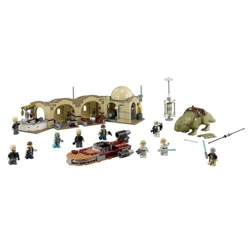 Купить Конструктор Lego Star Wars Лего Звездные войны Кантина Мос Айсли в интернет магазине игрушек и детских товаров