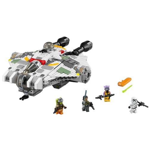 Купить Конструктор Lego Star Wars Лего Звездные войны Звездный корабль Призрак в интернет магазине игрушек и детских товаров