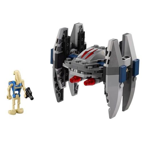 Купить Конструктор Lego Star Wars Лего Звездные войны Дроид-стервятник в интернет магазине игрушек и детских товаров
