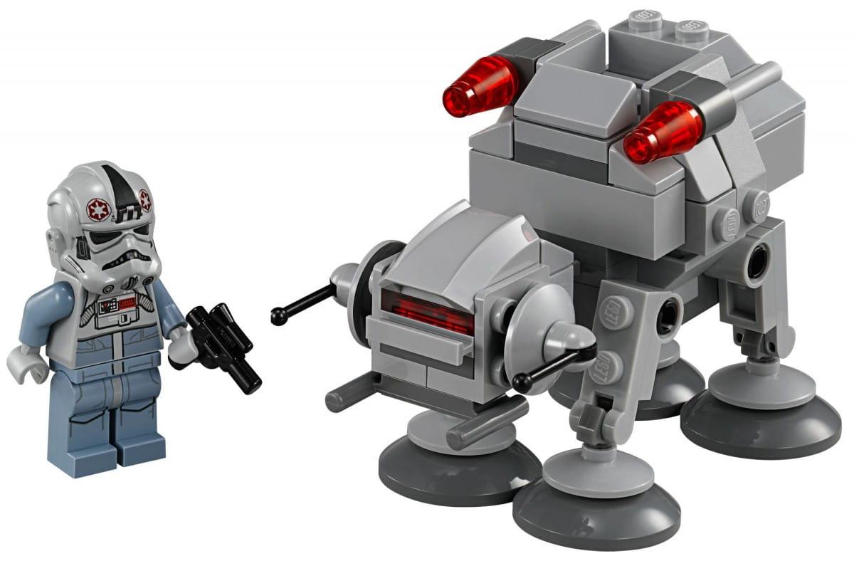 Конструктор Lego 75075 Star Wars Лего Звездные войны AT-AT