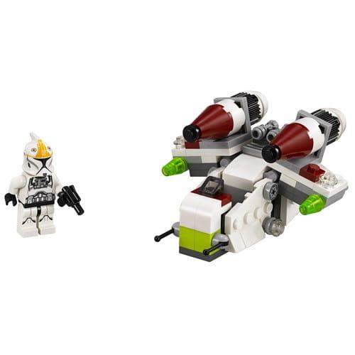 Купить Конструктор Lego Star Wars Лего Звездные войны Республиканский истребитель в интернет магазине игрушек и детских товаров