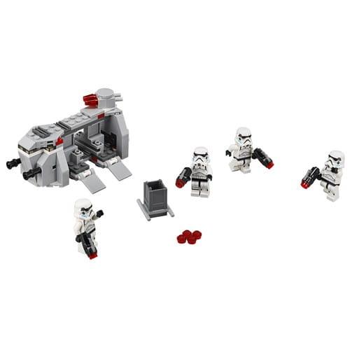 Купить Конструктор Lego Star Wars Лего Звездные войны Транспорт имперских войск в интернет магазине игрушек и детских товаров