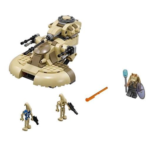 Купить Конструктор Lego Star Wars Лего Звездные войны Бронированный штурмовой танк AAT в интернет магазине игрушек и детских товаров
