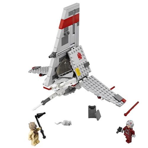Купить Конструктор Lego Star Wars Лего Звездные войны Скайхоппер T-16 в интернет магазине игрушек и детских товаров