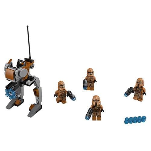 Конструктор Lego Star Wars Лего Звездные войны Пехотинцы планеты Джеонозис