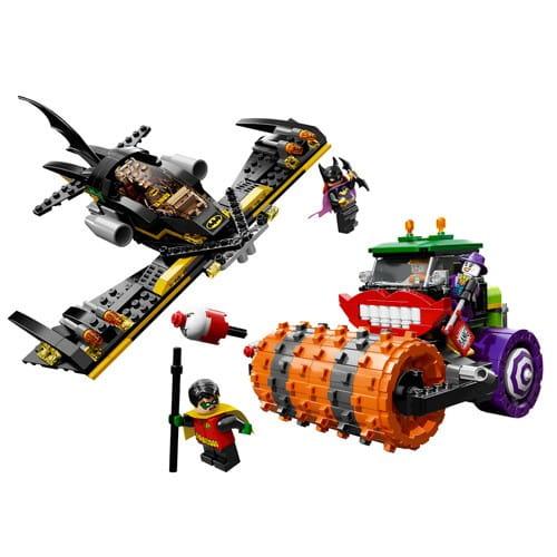 Купить Конструктор Lego Super Heroes Лего Супер Герои Паровая машина Джокера в интернет магазине игрушек и детских товаров