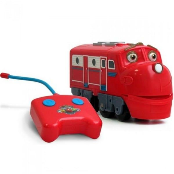 Купить Паровозик Chuggington Уилсон радиоуправляемый в интернет магазине игрушек и детских товаров