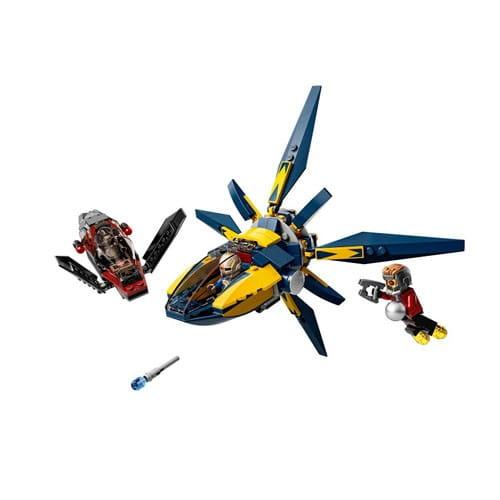 Купить Конструктор Lego Super Heroes Лего Супер Герои Битва с использованием звездных бластеров в интернет магазине игрушек и детских товаров
