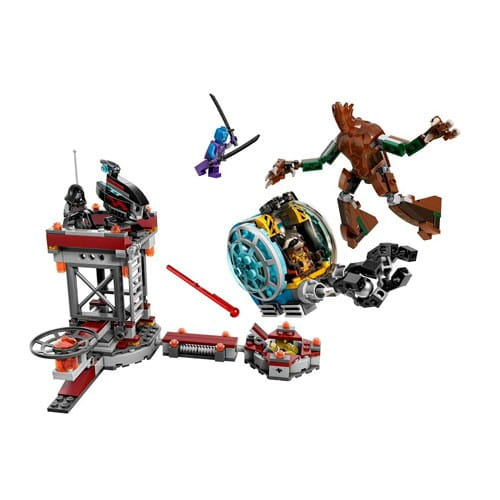 Купить Конструктор Lego Super Heroes Лего Супер Герои Миссия Побег в забвение в интернет магазине игрушек и детских товаров