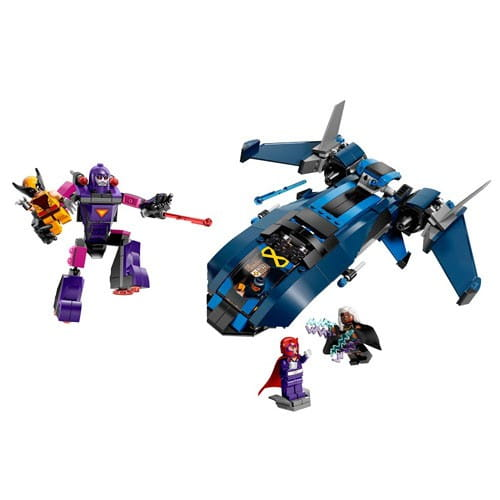 Купить Конструктор Lego Super Heroes Лего Супер Герои Люди Икс против Стражей в интернет магазине игрушек и детских товаров