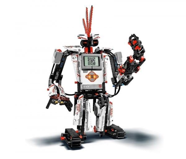 Купить Конструктор Lego Mindstorms Лего Майндстормс EV3 в интернет магазине игрушек и детских товаров