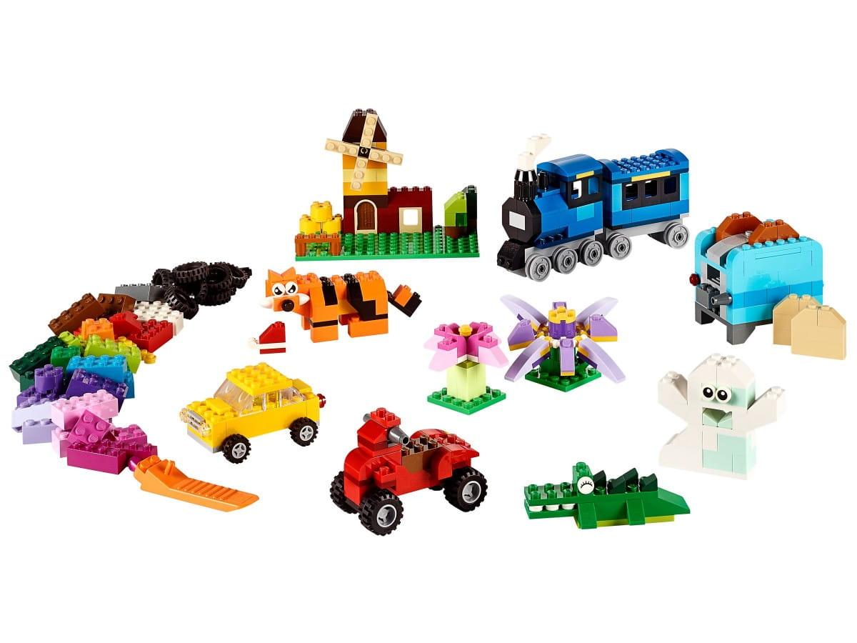 Купить Конструктор для творчества Lego Classic Лего Классик (среднего размера) в интернет магазине игрушек и детских товаров