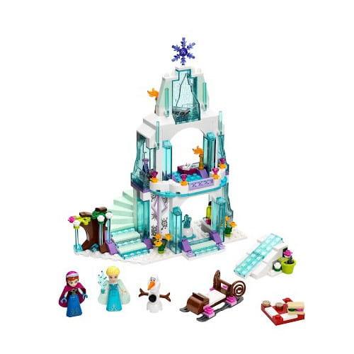 Купить Конструктор Lego Disney Princesses Лего Принцессы Ледяной замок Эльзы в интернет магазине игрушек и детских товаров