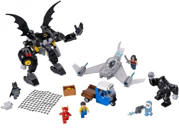 Конструктор Lego Super Heroes Лего Супер Герои Горилла Гродд сходит с ума