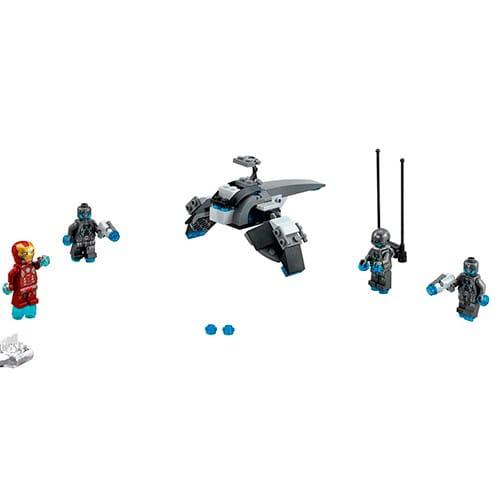 Купить Конструктор Lego Super Heroes Лего Супер Герои Железный человек против Альтрона в интернет магазине игрушек и детских товаров