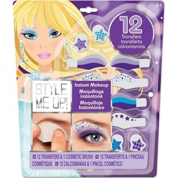 Купить Набор для творчества Style Me Up Волшебный макияж - фиолетовый в интернет магазине игрушек и детских товаров
