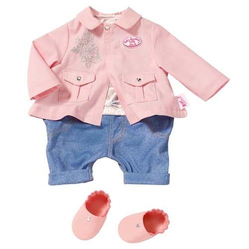 Купить Набор одежды Baby Annabell для прогулки (Zapf Creation) в интернет магазине игрушек и детских товаров
