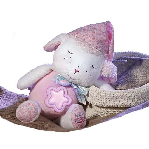 Купить Овечка для сна My first Baby Annabell (Zapf Creation) в интернет магазине игрушек и детских товаров