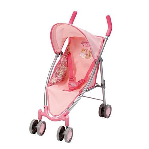 Купить Коляска-трость с козырьком Baby Annabell (Zapf Creation) в интернет магазине игрушек и детских товаров