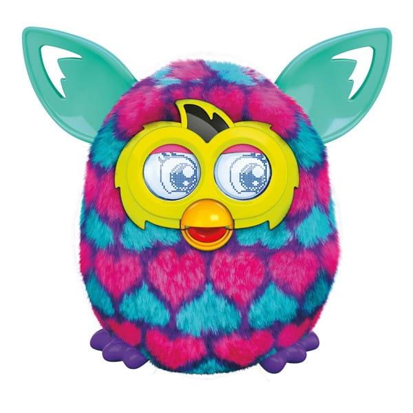 Интерактивная игрушка Furby Boom Ферби Бум Сердечки (Hasbro)