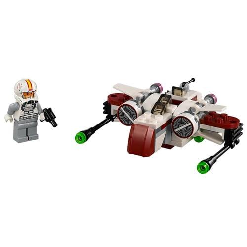 Купить Конструктор Lego Star Wars Лего Звездные войны Звездный истребитель ARC-170 в интернет магазине игрушек и детских товаров
