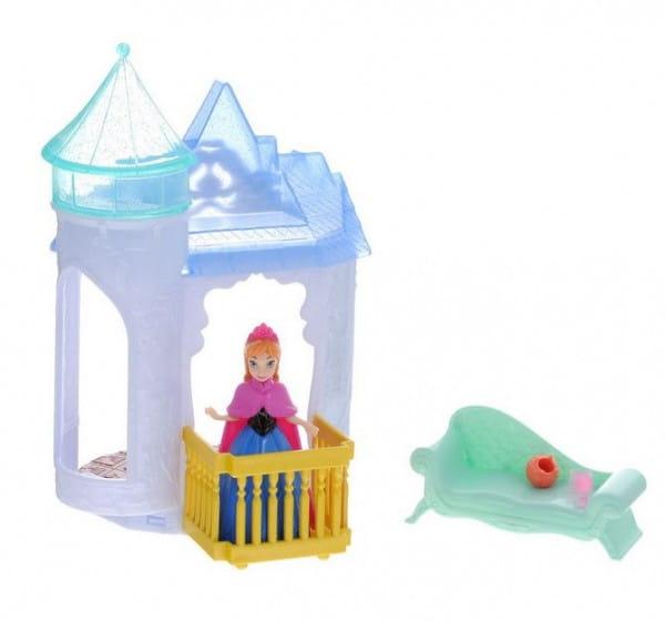 Игровой набор Disney Princess Холодное сердце - Анна с замком 2 (Mattel)
