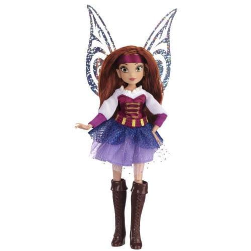 Купить Кукла Disney Fairies Дисней Фея Делюкс 23 см - Зарина (Тайны пиратского острова) в интернет магазине игрушек и детских товаров