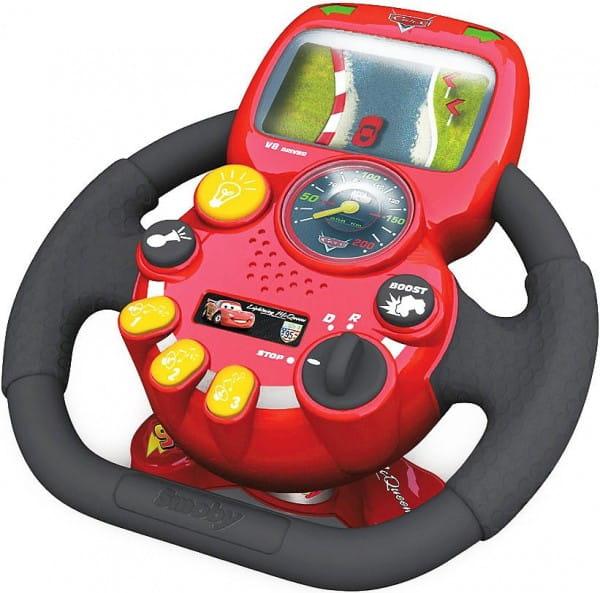 Купить Игровой руль Smoby Тачки в интернет магазине игрушек и детских товаров
