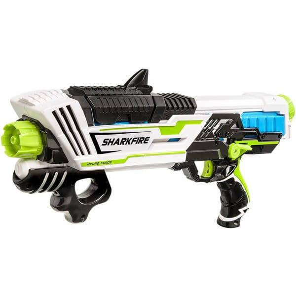 Купить Водный бластер Hydroforce со съемным картриджем Sharkfire в интернет магазине игрушек и детских товаров