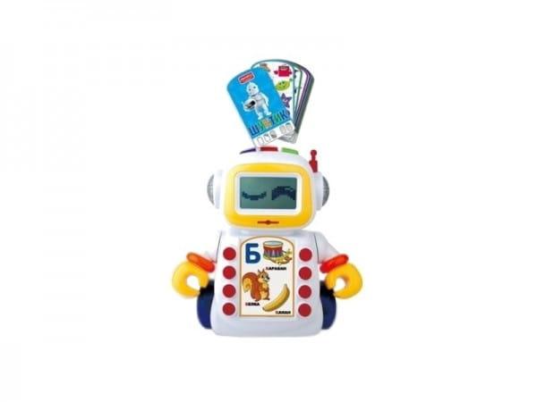 Купить Обучающий робот Шунтик - 60 карточек (Умный Я) в интернет магазине игрушек и детских товаров
