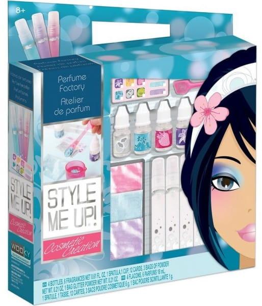 Купить Набор Style Me Up Фабрика духов в интернет магазине игрушек и детских товаров