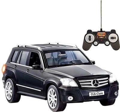 Купить Радиоуправляемая машина Zhorya Mercedes-Benz GLK 350 со светом 1:14 в интернет магазине игрушек и детских товаров