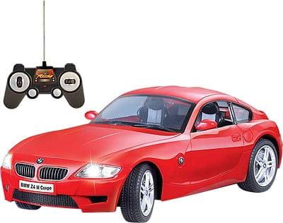 Радиоуправляемая машина Zhorya BMW Z4 со светом 1:16