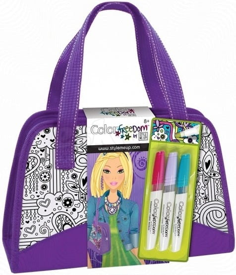 Купить Набор для творчества Style Me Up Роскошная сумочка в интернет магазине игрушек и детских товаров
