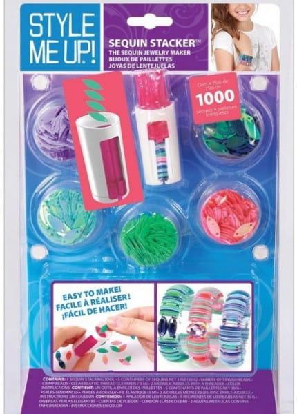 Купить Набор для рукоделия Style Me Up Браслеты из резиночек и страз 3 в интернет магазине игрушек и детских товаров