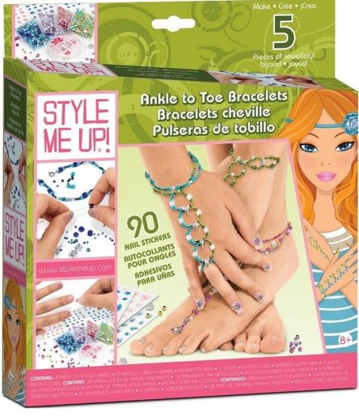 Купить Набор Style Me Up Блистательные украшения в интернет магазине игрушек и детских товаров
