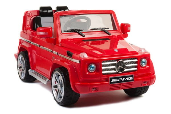 Электромобиль Kids Cars Mercedes Benz G55 AMG Гелендваген