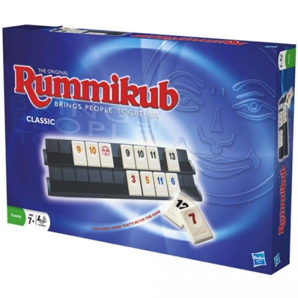 Купить Настольная игра Hasbro Руммикуб в интернет магазине игрушек и детских товаров