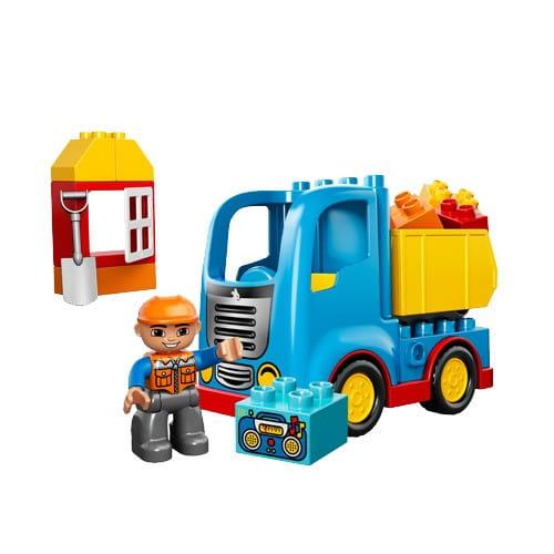 Купить Конструктор Lego Duplo Лего Дупло Грузовик в интернет магазине игрушек и детских товаров