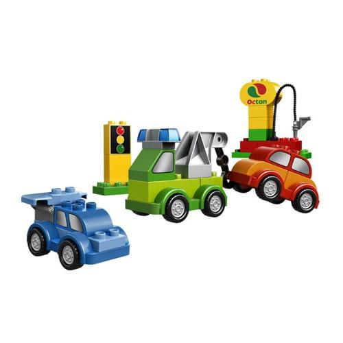Купить Конструктор Lego Duplo Лего Дупло Машинки-трансформеры в интернет магазине игрушек и детских товаров