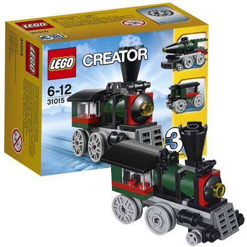 Купить Конструктор Lego Creator Лего Криэйтор Изумрудный экспресс в интернет магазине игрушек и детских товаров