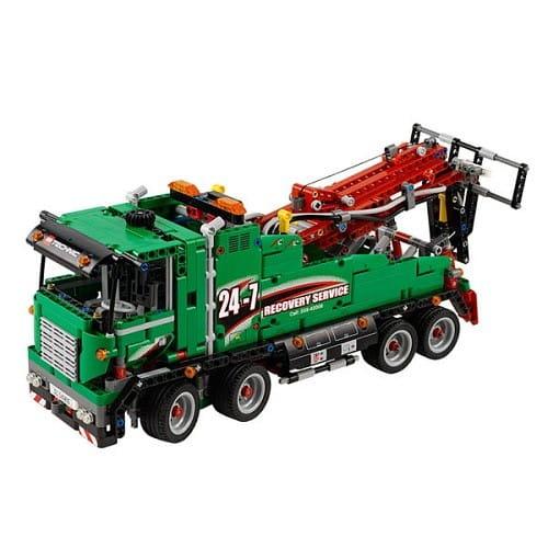 Купить Конструктор Lego Technic Лего Техник Машина техобслуживания в интернет магазине игрушек и детских товаров