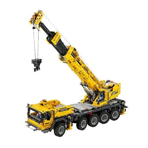 Купить Конструктор Lego Technic Лего Техник Передвижной кран MK II в интернет магазине игрушек и детских товаров