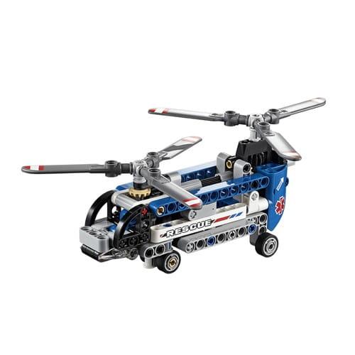 Купить Конструктор Lego Technic Лего Техник Двухроторный вертолет в интернет магазине игрушек и детских товаров