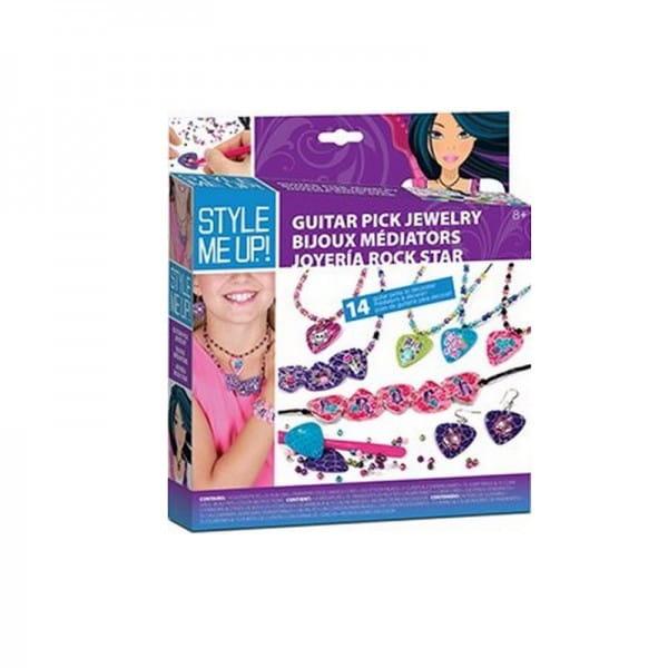 Купить Набор для рукоделия Style Me Up Украшения для рок-звезды в интернет магазине игрушек и детских товаров