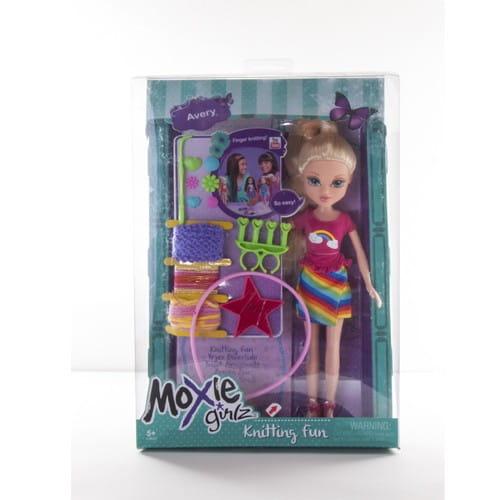 Кукла Moxie Рукодельница - Эйвери
