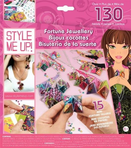 Купить Набор для рукоделия Style Me Up Украшения на счастье в интернет магазине игрушек и детских товаров