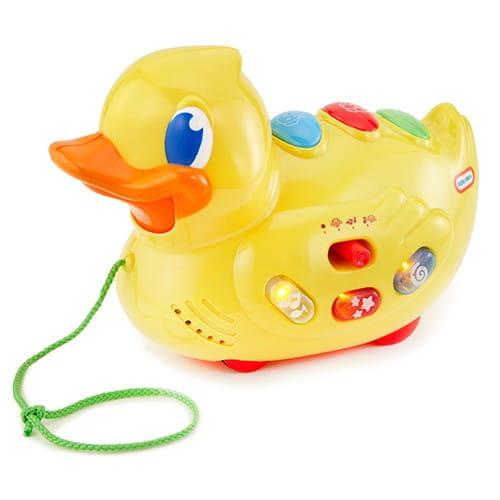 Купить Музыкальная игрушка Little Tikes Уточка в интернет магазине игрушек и детских товаров