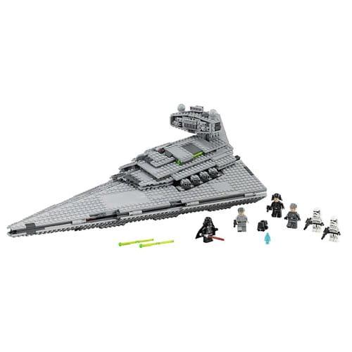 Купить Конструктор Lego Star Wars Лего Звездные войны Имперский Звездный Разрушитель в интернет магазине игрушек и детских товаров