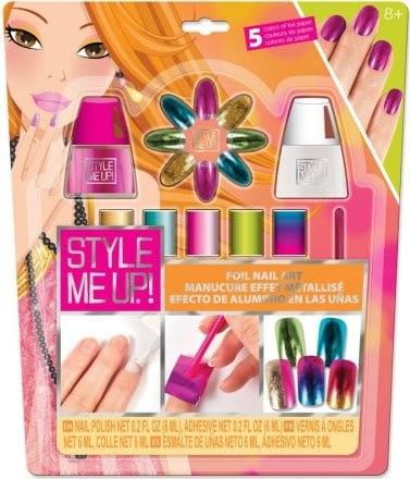Купить Набор для творчества Style Me Up Голливудский маникюр - розовый в интернет магазине игрушек и детских товаров